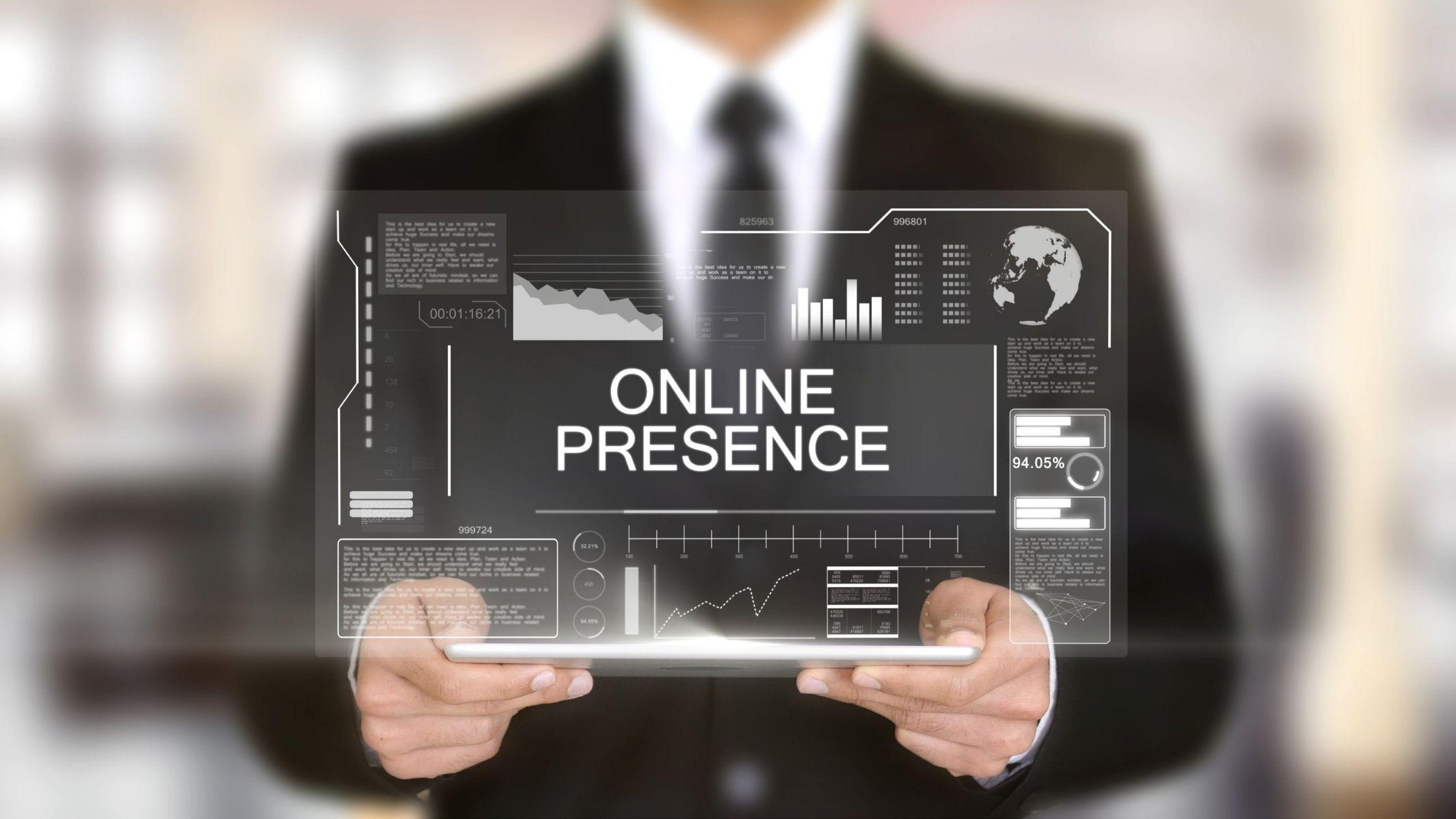 5 Cara Tingkatkan Online Presence